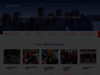 Détails : INSEEC Bachelor – MBA Institute