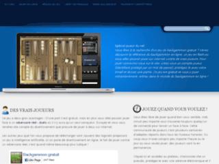 Détails : Backgammon gratuit en ligne