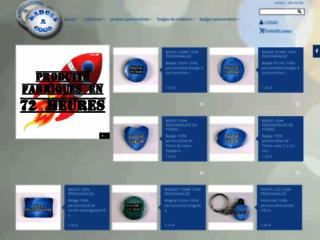 Détails : Badges à Gogo : cadeaux personnalisés