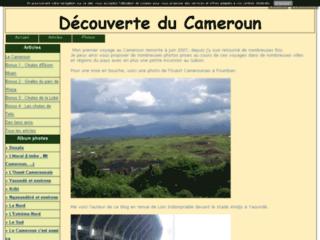 Découverte du Cameroun