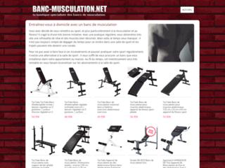 Détails : La boutique des bancs de musculation