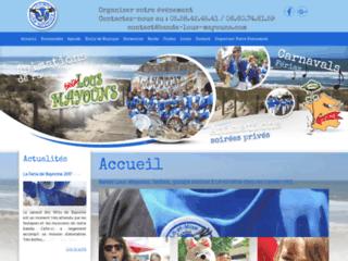 Détails : Banda Lous Mayouns, fanfare à Lit-et-Mixe dans les Landes