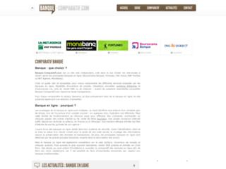Détails : Comparatif banque en ligne