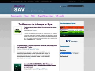 Détails : Banque Sav
