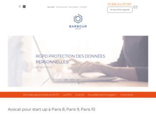 avocat en droit de l'internet et RGPD à Paris 9, Paris 17