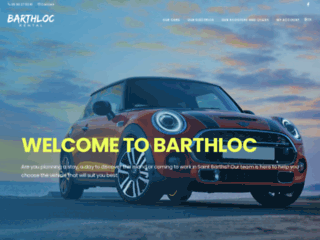 Détails : Louez votre voiture à Saint Barth