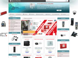 Détails : Vente et installation de camera de surveillance maroc