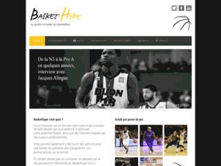 Détails : Baskethype