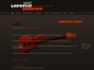 Détails : Cours de basse - Improvisation bass Grooves