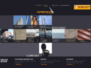Détails : Accastillage bateaux