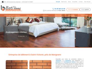 Entreprise de bâtiment à Marignane
