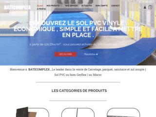 Détails : Baticomplex, aménagement et rénovation à Marrakech