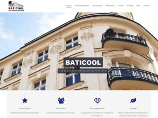 Détails : Bienvenue chez BATICOOL, votre spécialiste de façade !