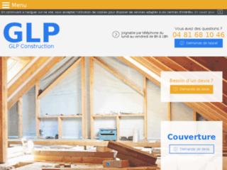 GLP Construction, entreprise de maçonnerie à Gap et Manosque