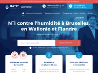 Détails : Traitement anti-humidité à Bruxelles et en Wallonie