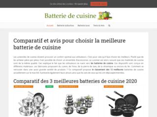Détails : Choisir une batterie de cuisine inox