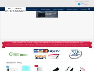 Détails : Chargeur USB Power bank pas chers