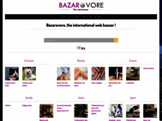 Le bazar du web
