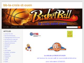 BB La Croix St Ouen