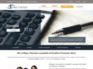 BCL Cofiges, Fiduciaire comptable et fiscalité à Frameries, Mons