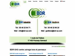 Détails : BDR : fabrication de pupitre en bois