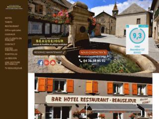 Hôtel Beauséjour **
