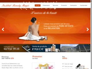 Détails : Beauty Magic - Centre d'esthétique à Bruxelles