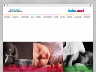 Bebe.cool, obtenez des conseils utiles pour le bien-être de votre bébé