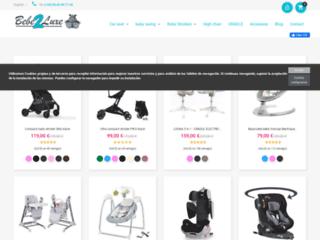 Boutique des équipements de puériculture