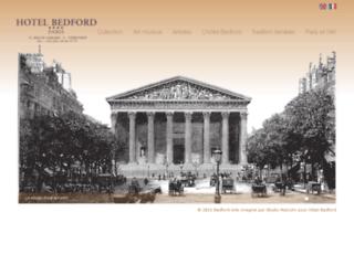 Détails : Bedford Arts