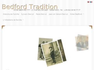 Détails : La maison Bedford pour un séjour familial