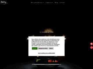 Bee4 - Agence SEO, Adwords, Social Ads, Web analytics