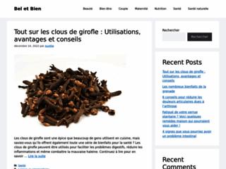 Détails : La Forme et le Bien-Etre au Naturel