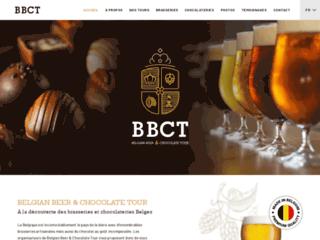 Visites de brasseries et chocolateries en Belgique
