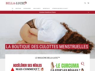 Vente de lingerie - Bella Lucie