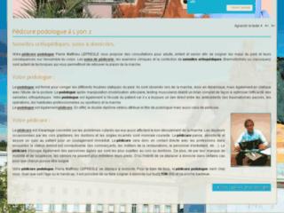 Détails : Semelle orthopédique Sainte-Foy-lès-Lyon