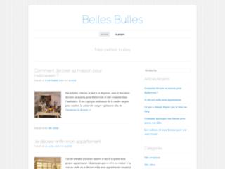 Détails : Belles Bulles: astuces pour féminin