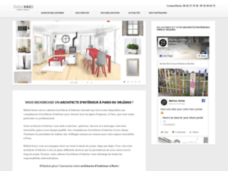 Détails : Architecte d'intérieur – Belliss'Immo