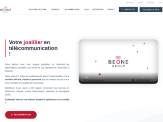 Détails : BEONE Group : votre courtier en nouvelles technologies