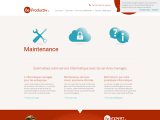 Détails : BeProductiv : maintenance et assistance informatique à Lyon