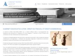 Cabinet Berny Avocat, avocats droits d'affaires à Lyon