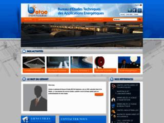 Bureau d'études techniques et d'application énergétique