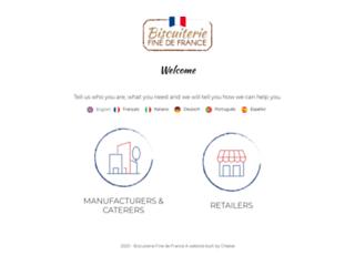 Biscuiterie Fine de France
