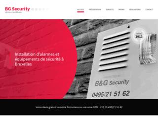 Installation d'alarmes et équipements de sécurité à Bruxelles