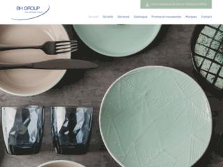 Vente de matériels de vaisselles et produits d'hôtellerie