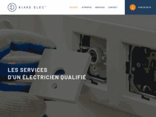 Biard Elec', une entreprise d'électricité