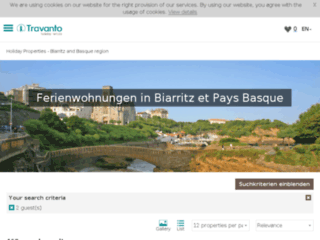 Détails : Locations de vacances Biarritz