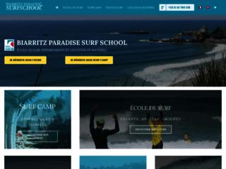 Détails : Ecole de surf
