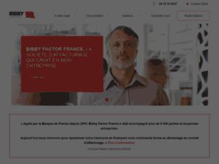 Bibby Factor France, société d'affacturage indépendante