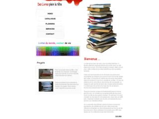 Détails : Le langage des livres